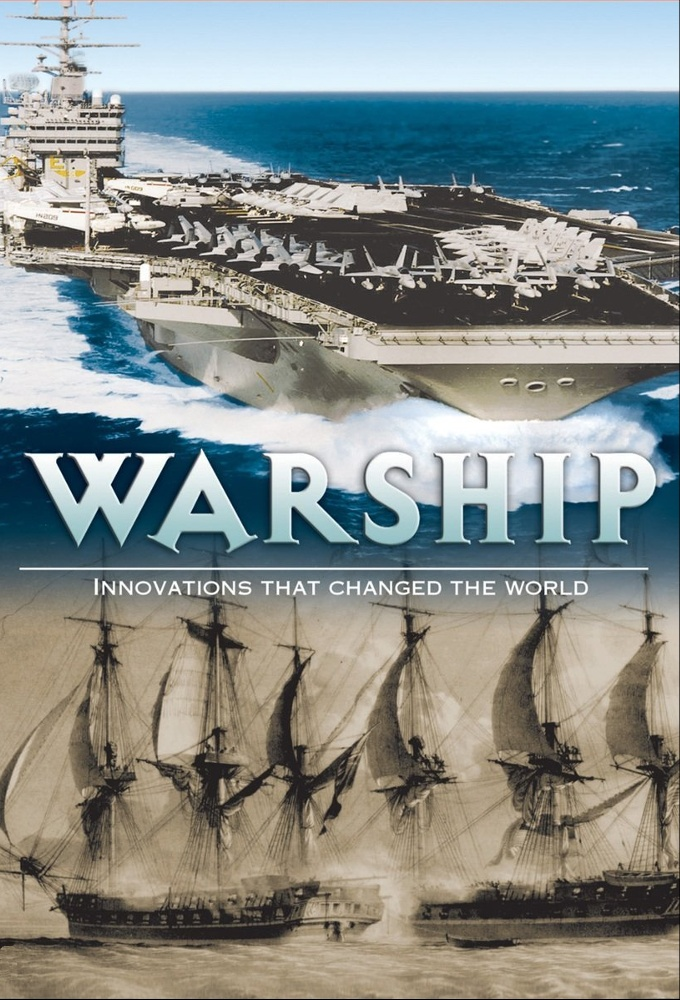 Warship - A History of War at Sea