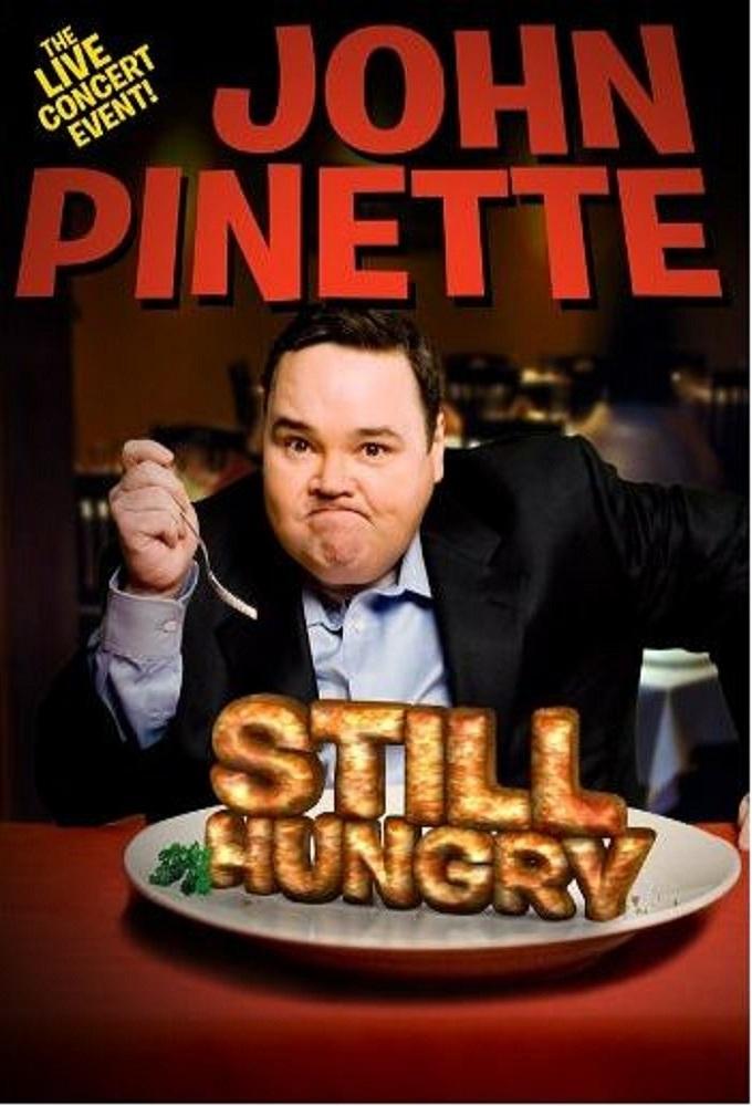 John Pinette Still Hungry