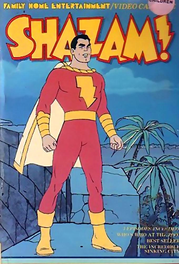 Shazam: The Animated Series