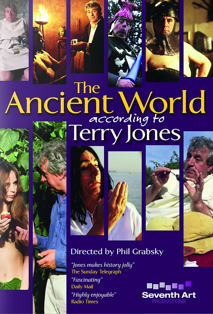 The Ancient World according to Terry Jones