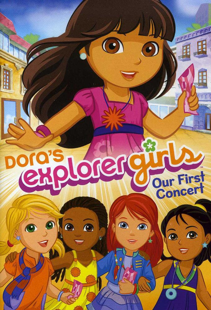 Dora's Explorer Girls