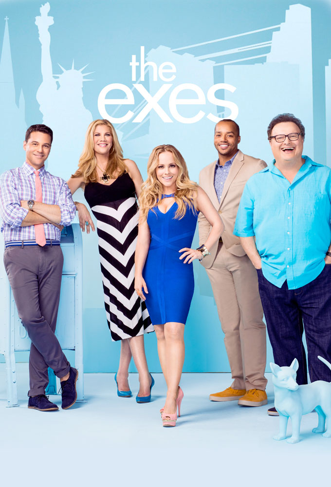 The Exes poster