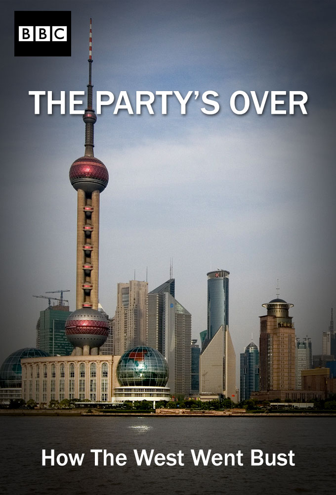 The Party's Over: How the West Went Bust