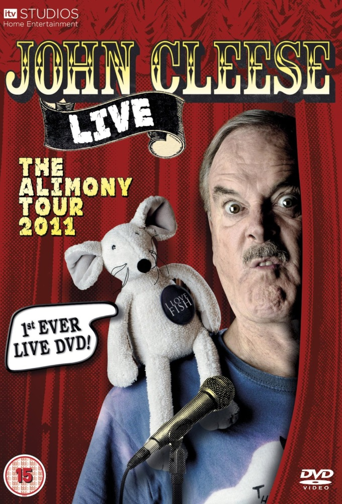 John Cleese Stand-Up Shows
