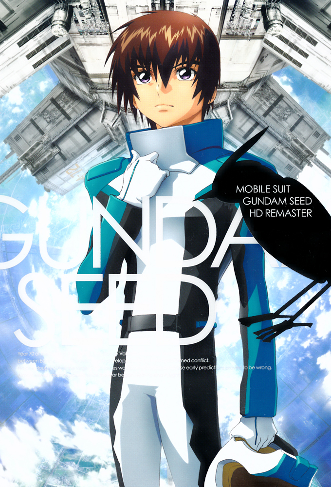 Mobile Suit Gundam SEED (2012) - HD Remaster
