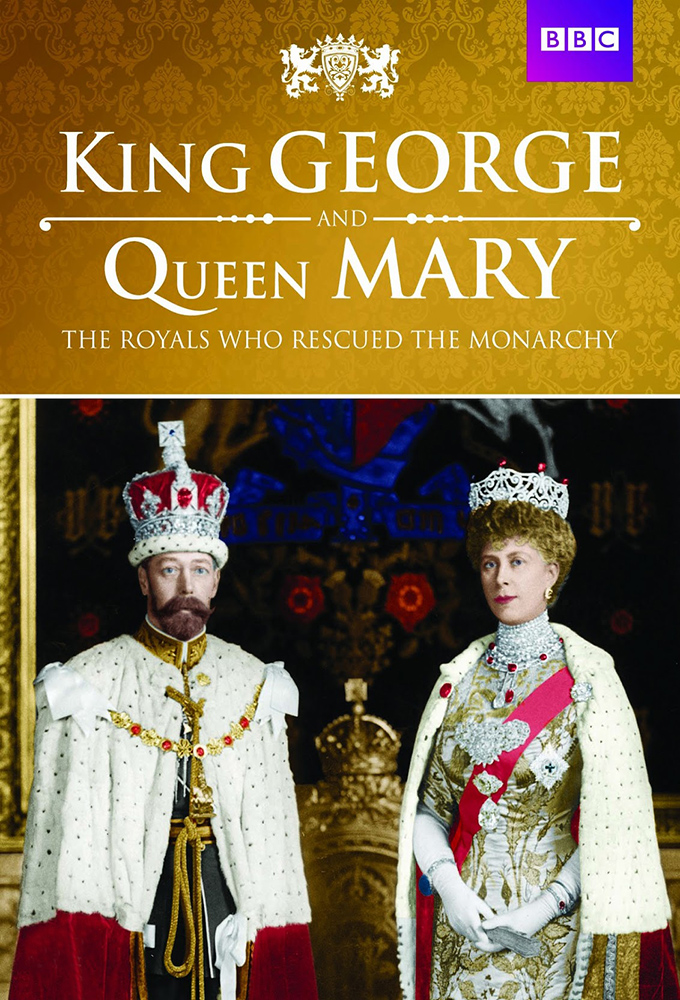 King George and Queen Mary