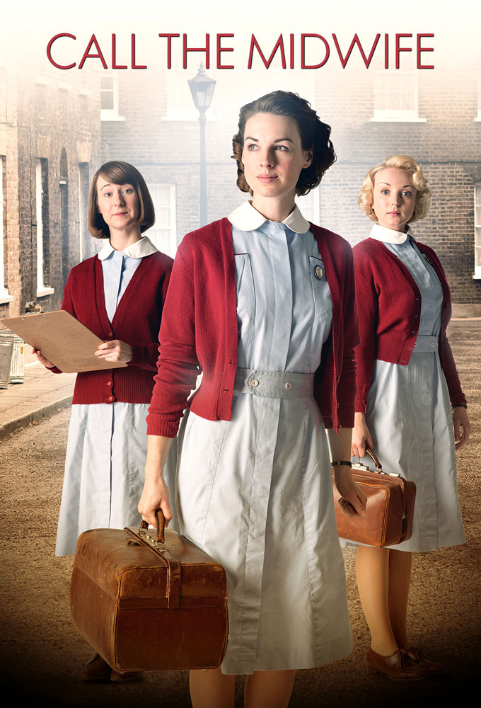 Call The Midwife Staffeln