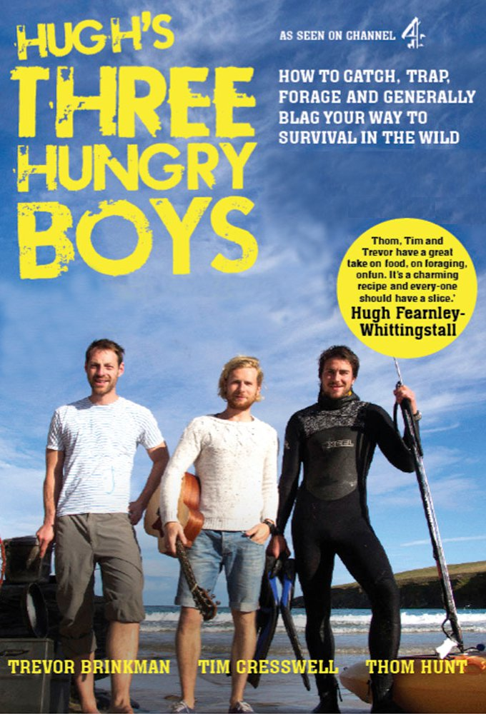 Hugh's Three Hungry Boys