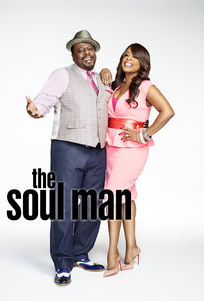 The Soul Man poster