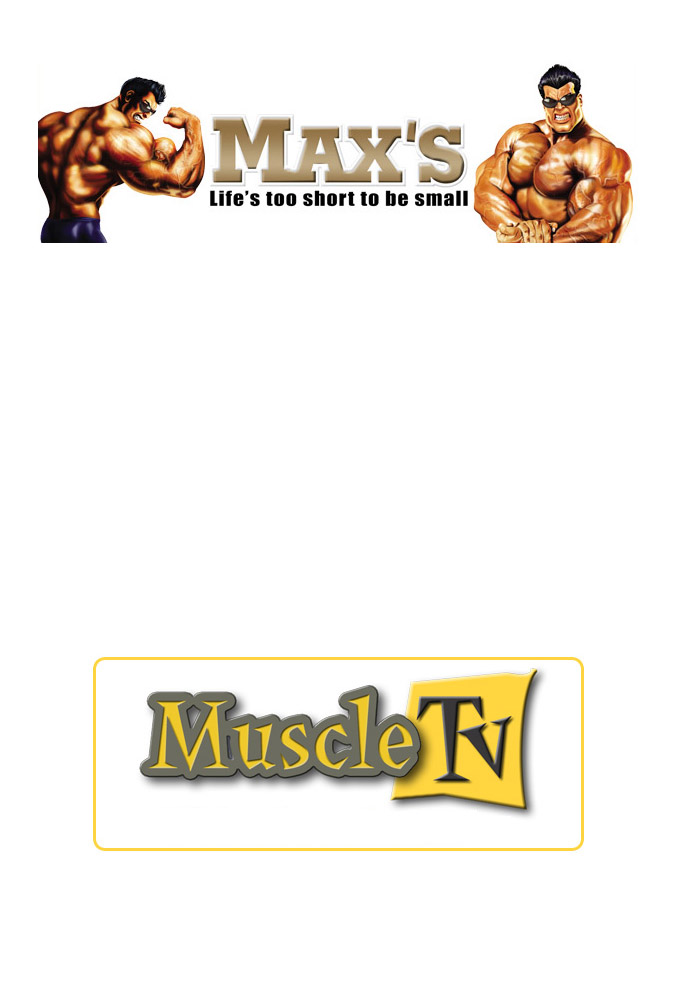 Max's Muscle TV