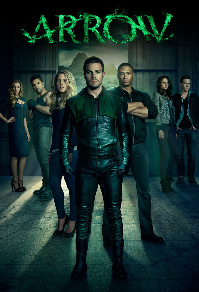 Arrow Saison 2 VOSTFR