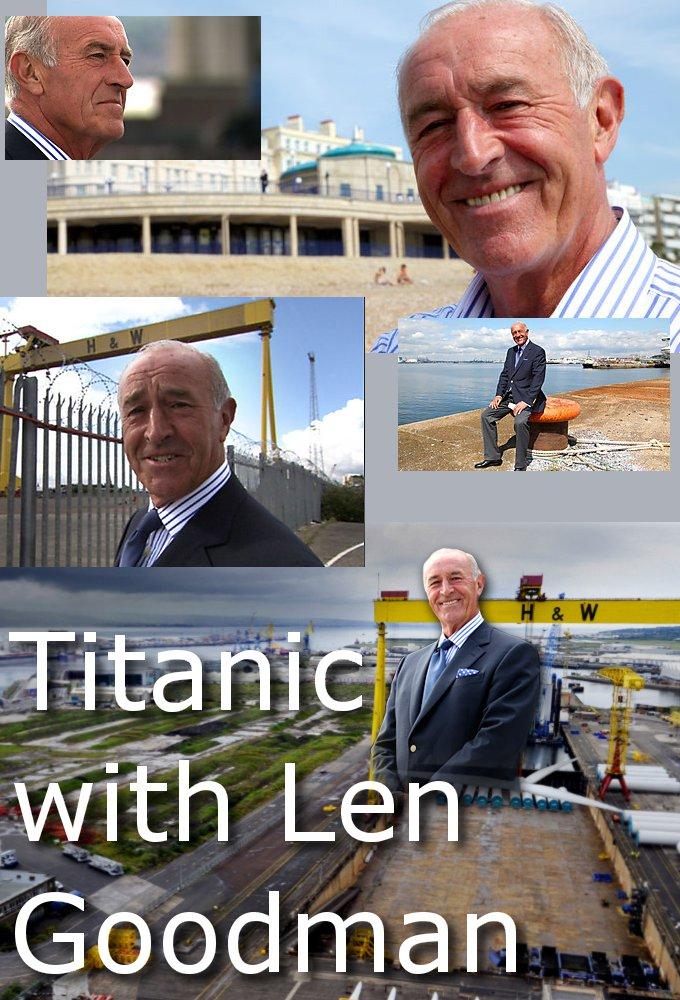 Titanic with Len Goodman