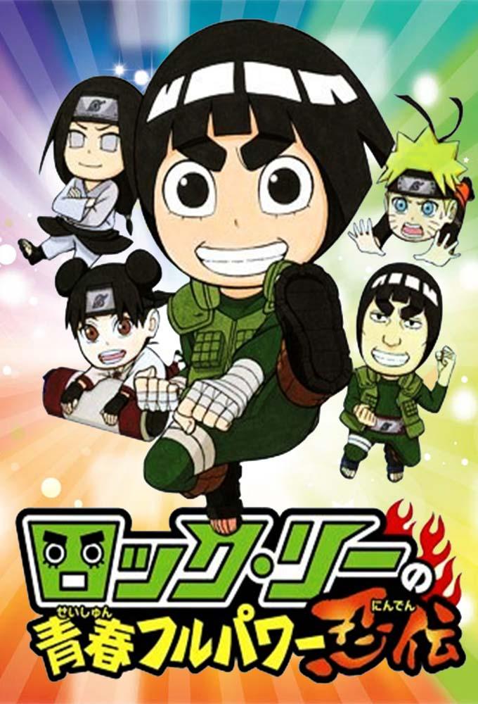 Rock Lee & His Ninja Pals