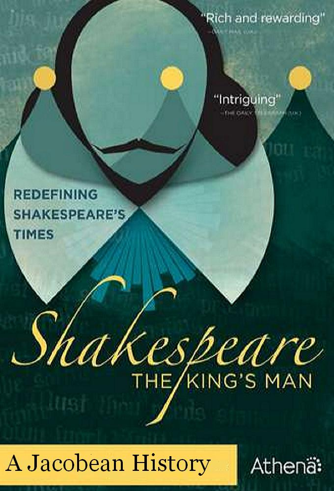 The King & the Playwright: A Jacobean History