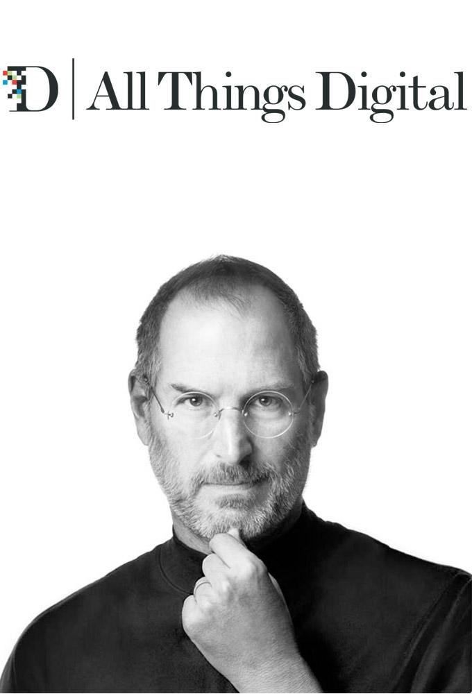 Steve Jobs at the D