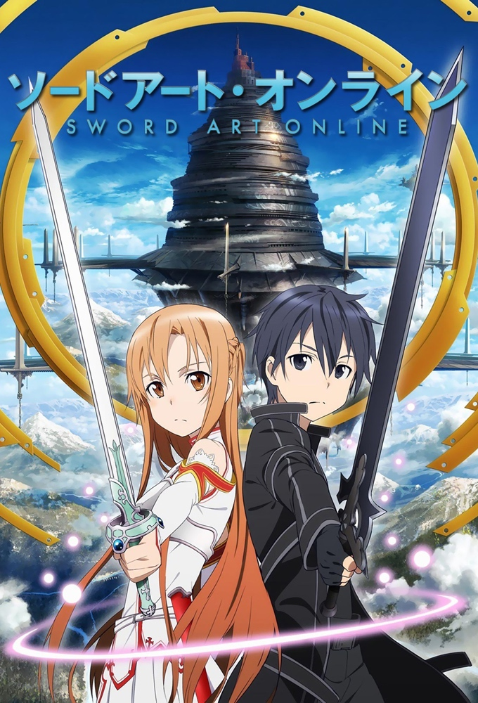 Sword Art Online - Season 1 Episode 4 : The Black Swordsman