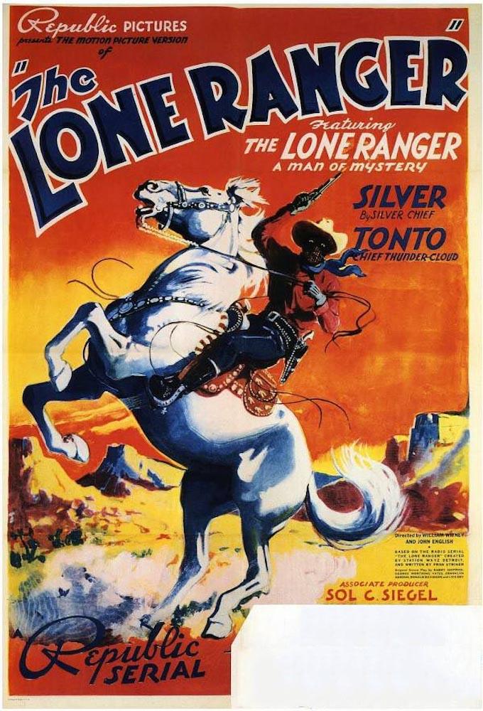 The Lone Ranger (1938)