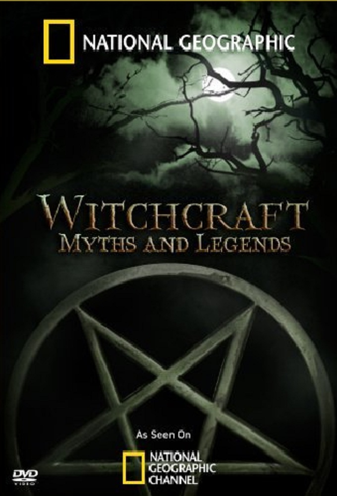 National Geographic Witchcraft: Myths And Legends