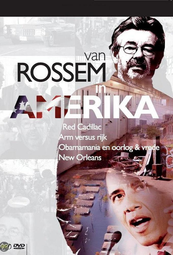 Van Rossem in Amerika