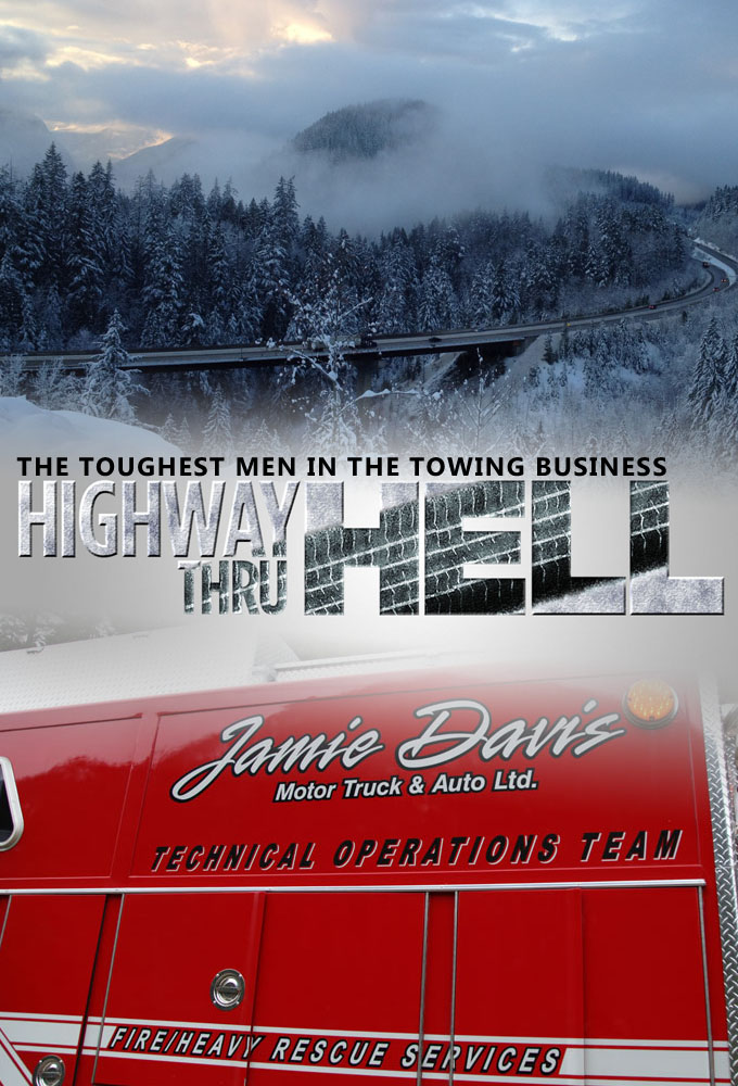 Watch Highway Thru Hell online
