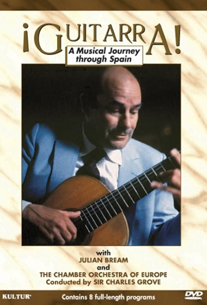 Guitarra - A Musical Journey Through Spain