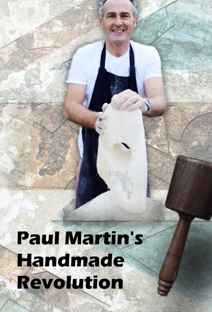 Watch Paul Martin's Handmade Revolution online
