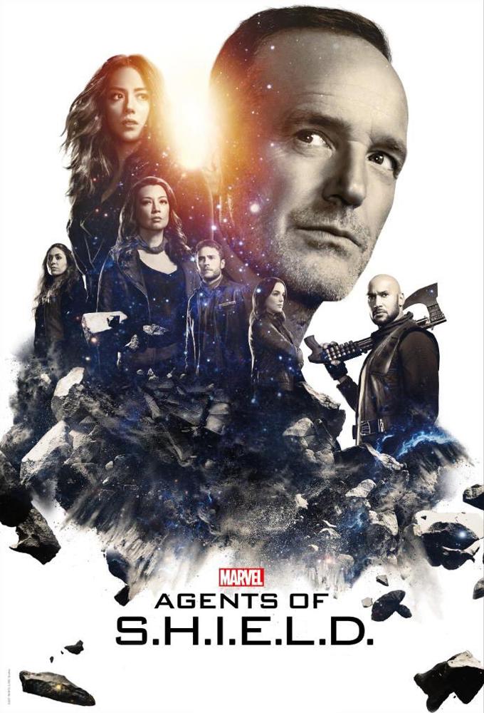 Marvel - Agentes da S.H.I.E.L.D.