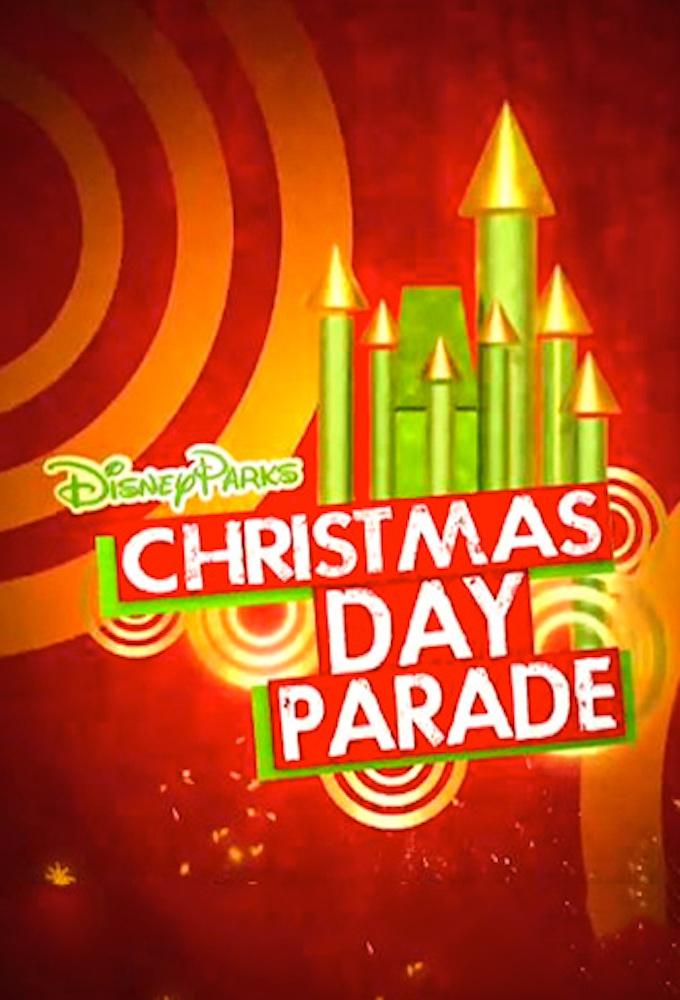 Disney Parks - Christmas Day Parade