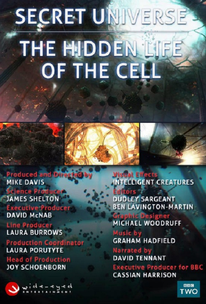Secret Universe The Hidden Life Of The Cell
