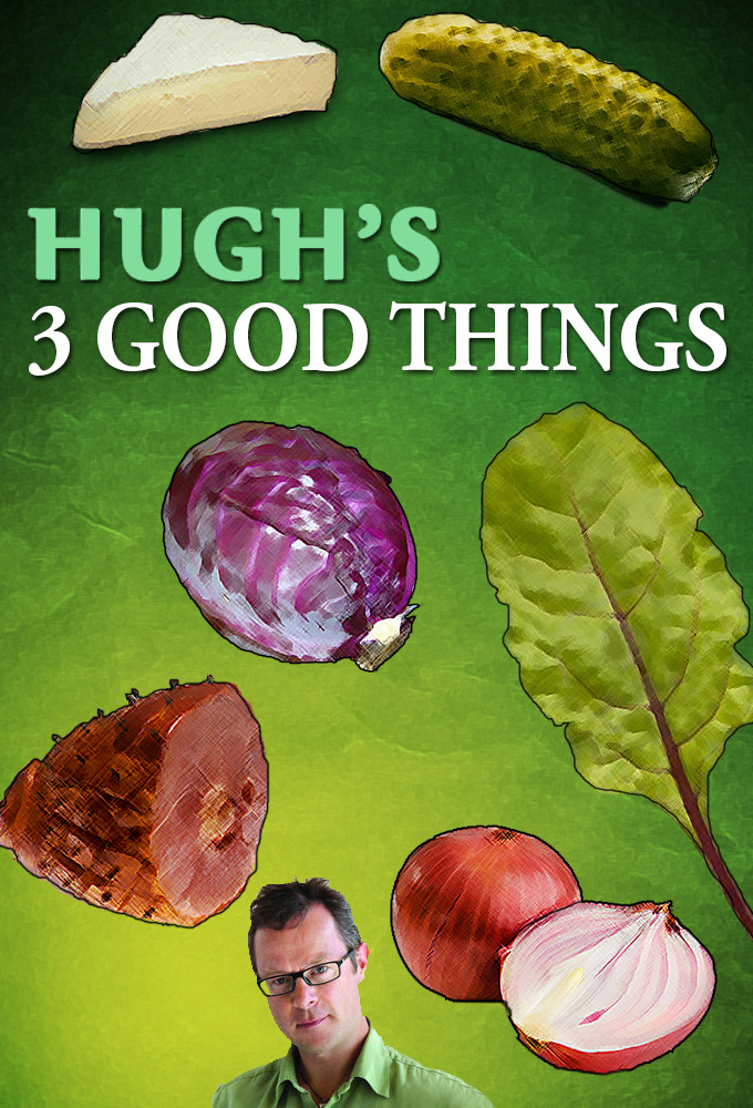 Hugh's 3 Good Things