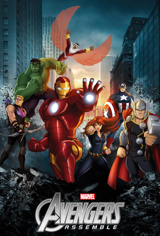 Télécharger Avengers Assemble, Saison 01 |FRENCH| [18/??][WEB-DL]