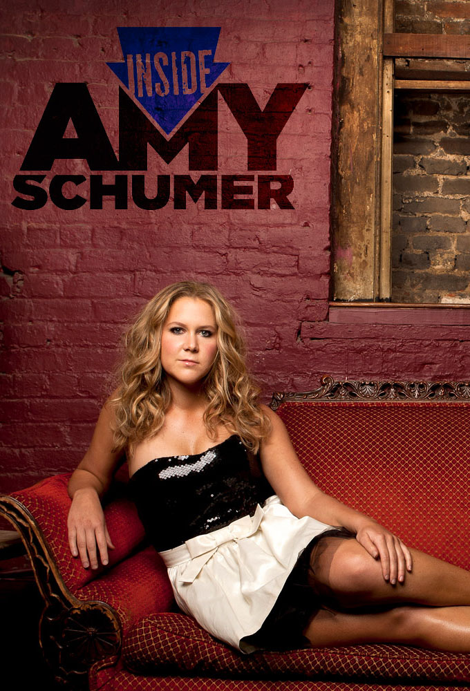 Inside Amy Schumer poster