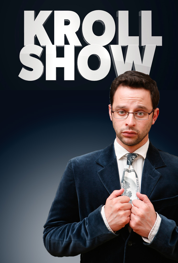 Kroll Show poster