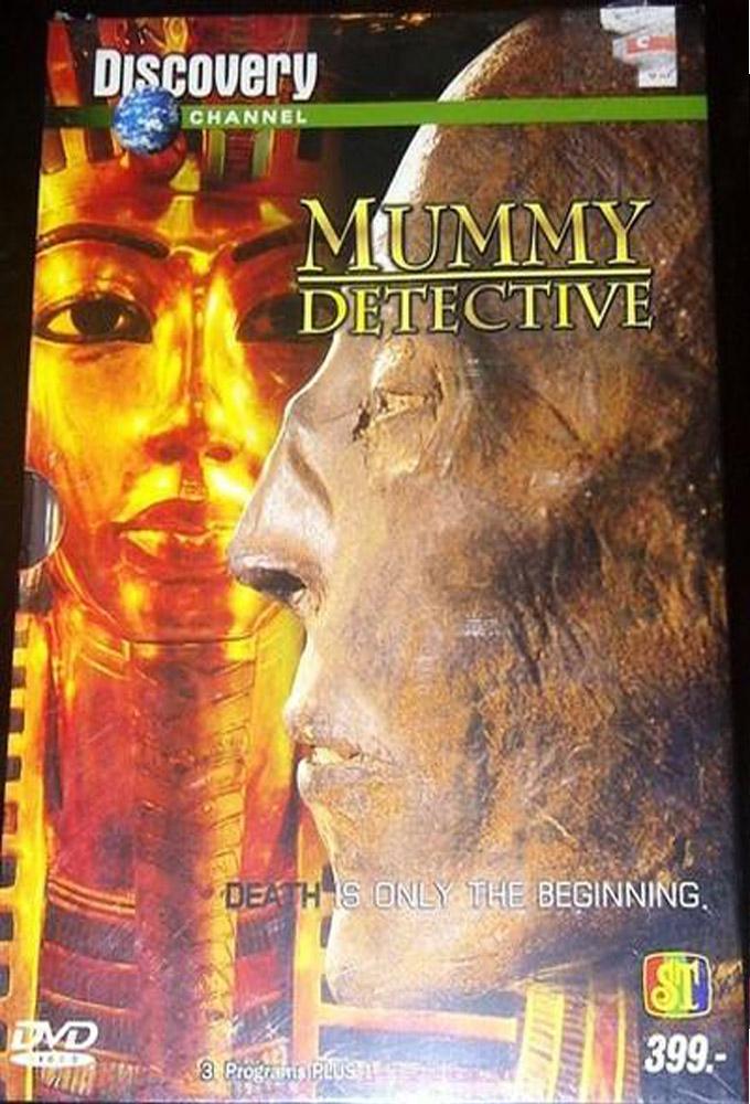 Mummy Detective