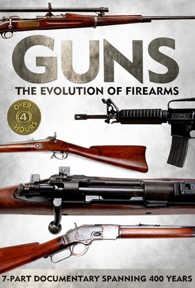 Guns The Evolution of Firearms