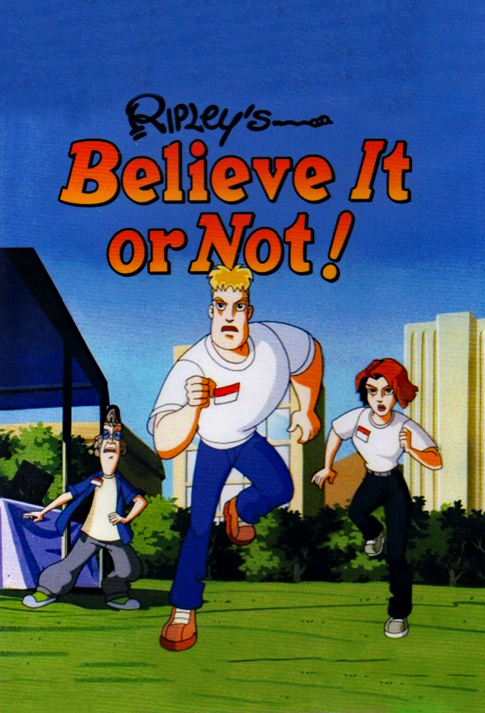 Ripley's Believe It or Not! The Animated Series