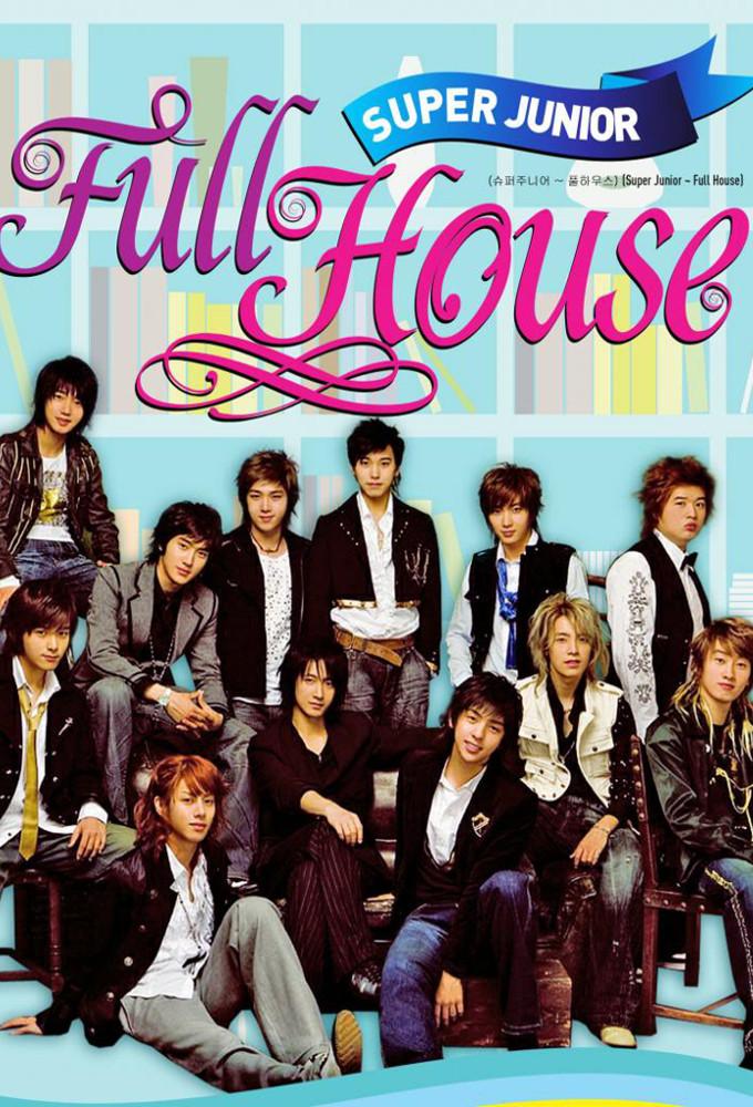 Super Junior Full House