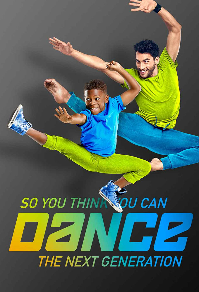 So You Think You Can Dance The Next Generation