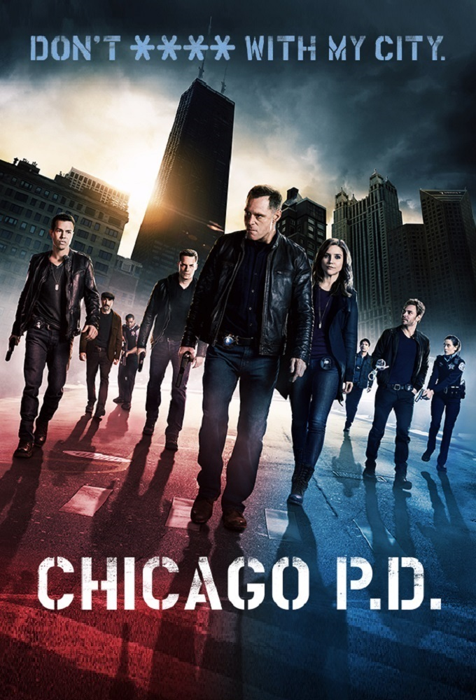 Locandina del film Chicago PD