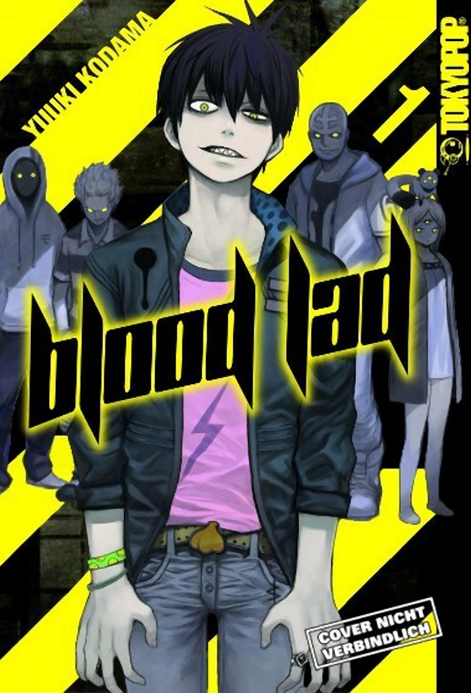 Capitulos de: Blood Lad