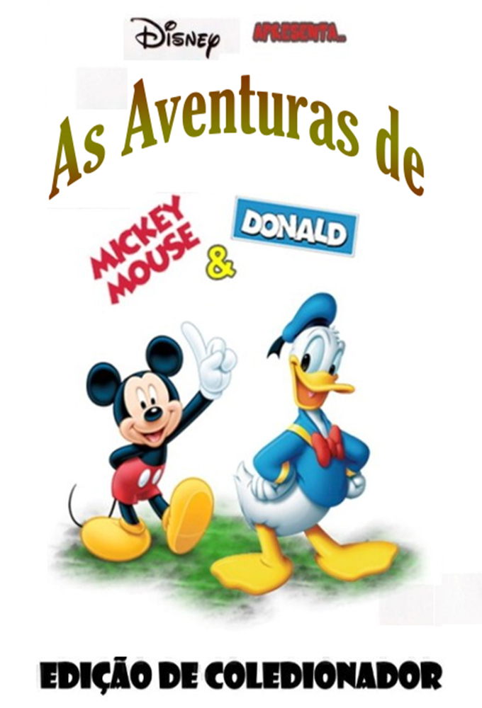 The Adventures of Mickey and Donald