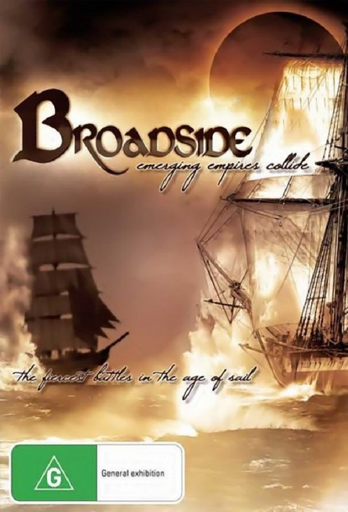Broadside Emerging Empires Collide