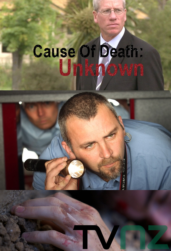 Cause of Death: Unknown