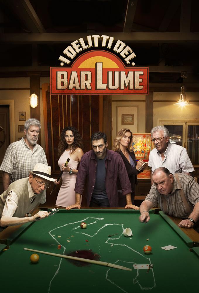 The Crimes of BarLume - Season 4 Episode 1 : Aria di Mare