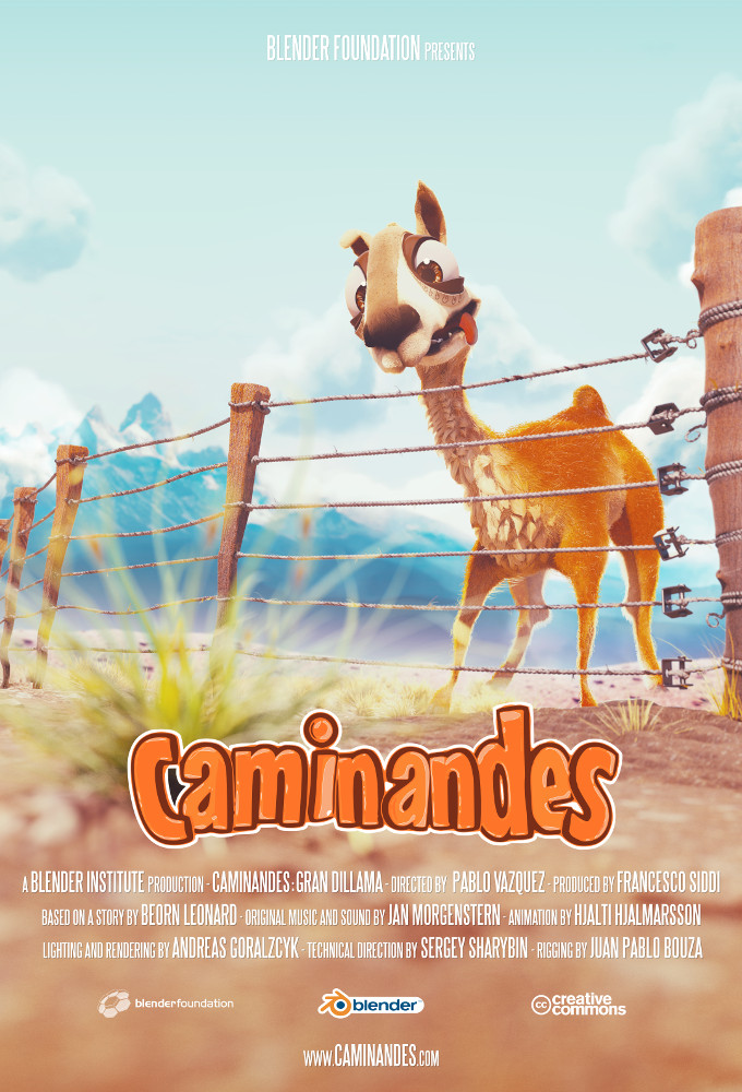 Caminandes on FREECABLE TV
