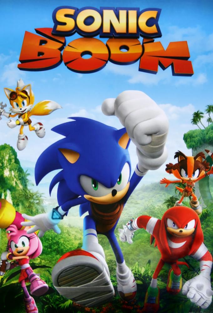 Watch Sonic Boom online