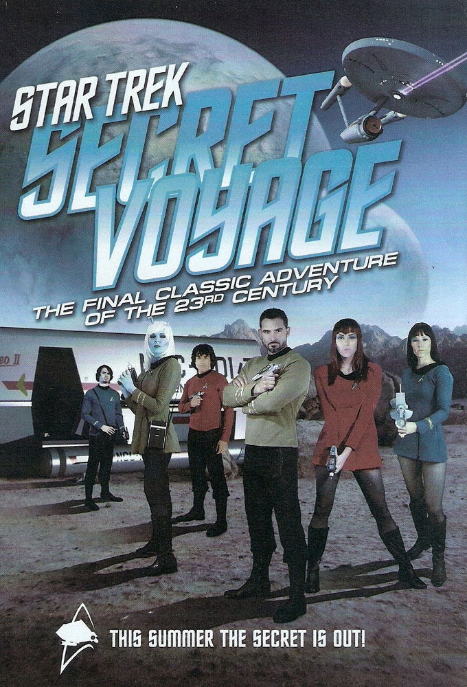 Star Trek: Secret Voyage