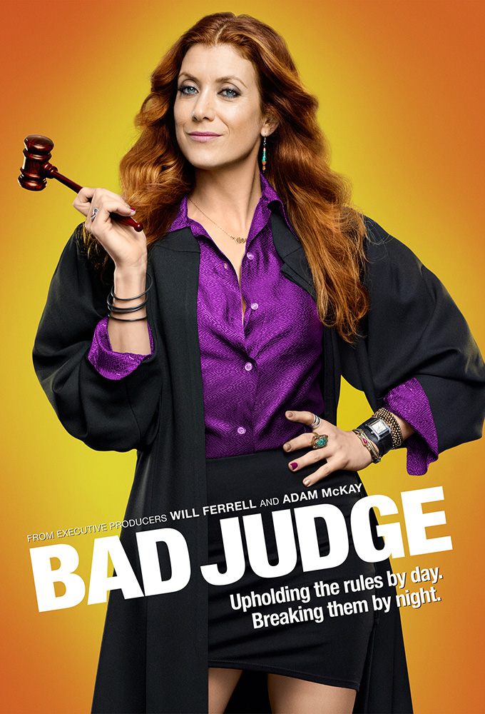 Capitulos de: Bad Judge