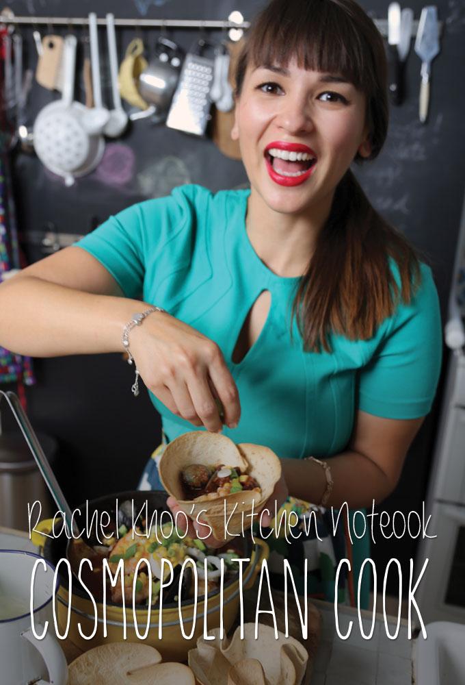 Rachel Khoo's Kitchen Notebook: Cosmopolitan Cook on FREECABLE TV