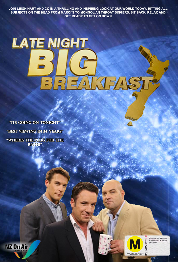 The Late Night Big Breakfast